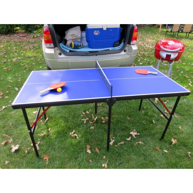 "Crossover 60"" Portable Table Tennis (NG2305P)"