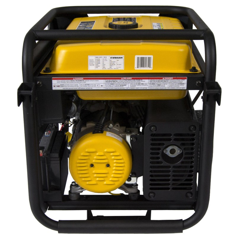 Firman Hybrid Series 5670/7100 Watt Duel Fuel Generator with Electric Start (H05751)