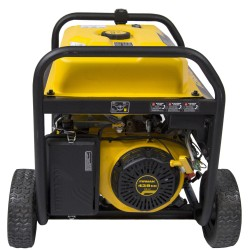 Firman Gas Powered 8000/10000 Remote Start Portable Generator (P08003)