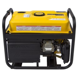 Firman Power Equipment Gas Powered 3650/4550 Watt Extended Run Time Portable Generator (P03601)