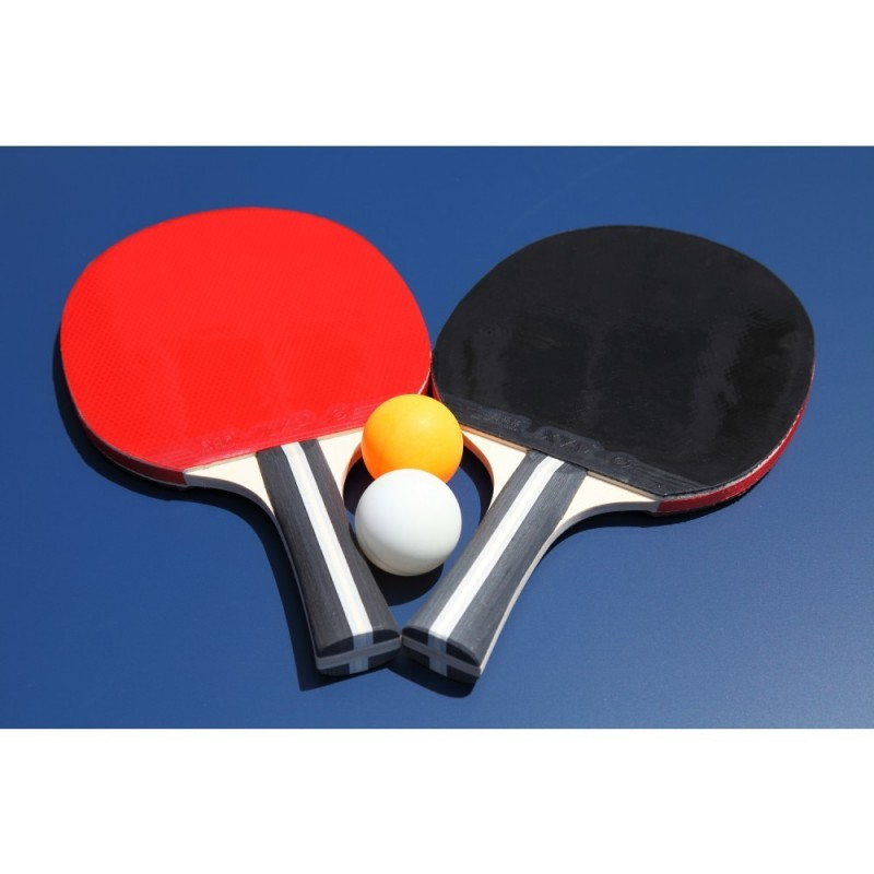 Single Star 2-Player Racket & Ball Set (NG2341P)