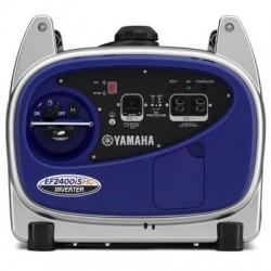 Yamaha Inverter Series 2400 Watt 120V 20 AMP Portable Generator (EF2400iSHC)