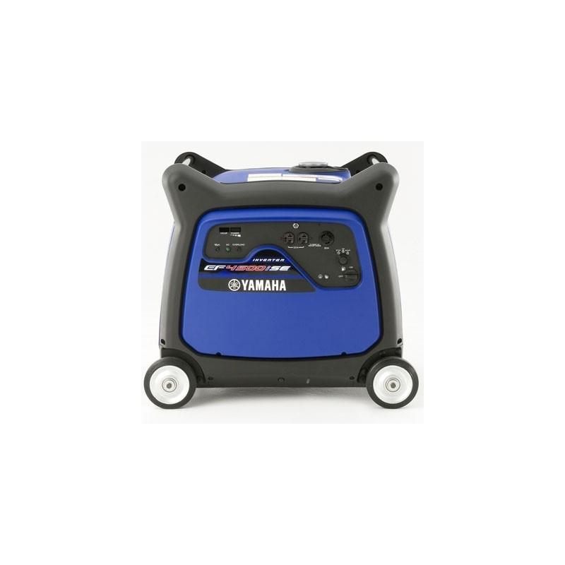 Yamaha 4500 Watt 120V 37.5 AMP Inverter Generator with Electric Start, Noise Block, Oil Warning System (EF4500iSE