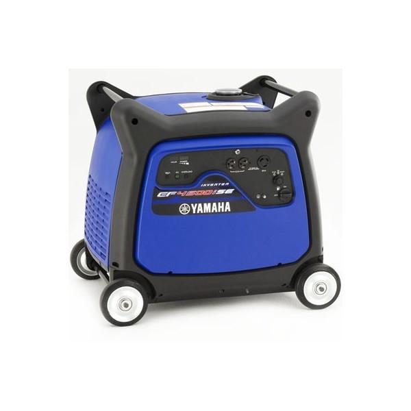 Yamaha 4500 watt 120v 37 5 amp inverter generator with for Yamaha inverter generator 4500