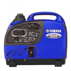 Yamaha 1000 Watt 120V 8.3 AMP Portable Inverter Generator with Noise Block Technology (EF1000iS)