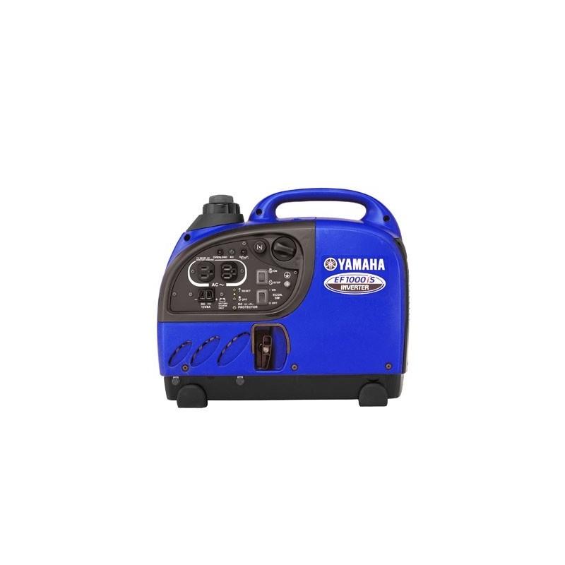 Yamaha 1000 Watt 120V 8.3 AMP Portable Inverter Generator with Noise Block Technology (EF1000iS)