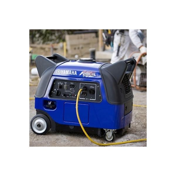 Yamaha 3000 Generator >> Yamaha 3000 Watt 120v 25 Amp Portable Inverter Generator With 500w