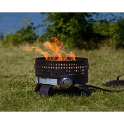 Fire Sense Sporty Campfire Portable Gas Fire Pit (62133)