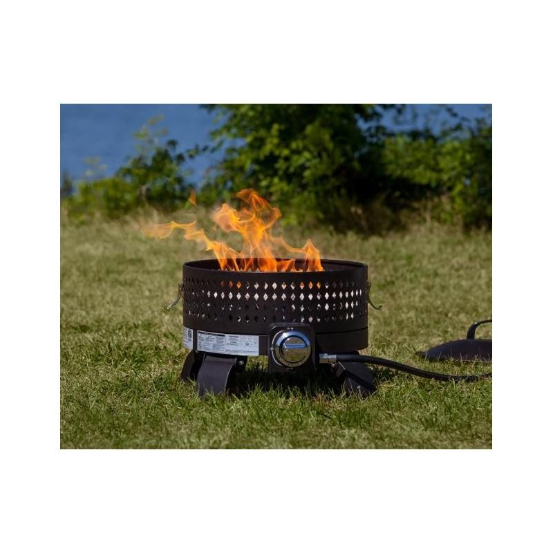 Fire Sense Sporty Campfire Portable Gas Fire Pit (62133)