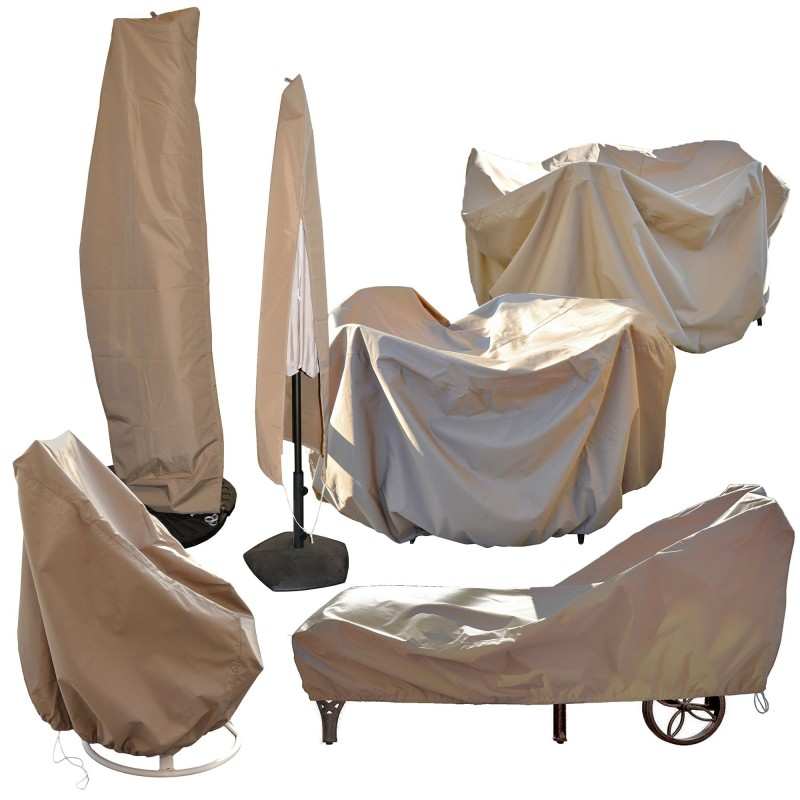 Blue Wave All-Weather Protective Furniture Covers (NU5512)