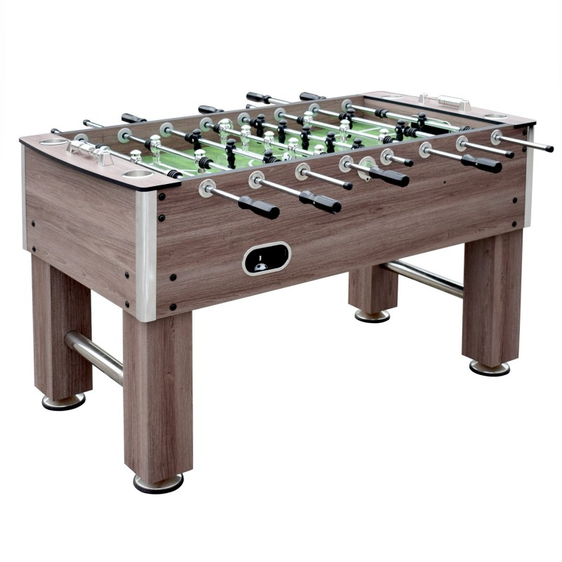 Blue Wave Driftwood 56-in Foosball Table (NG1135F)
