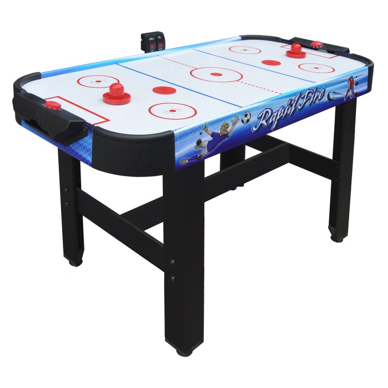 Rapid Fire 42-in 3-in-1 Air Hockey Multi-Game Table (NG1157M)