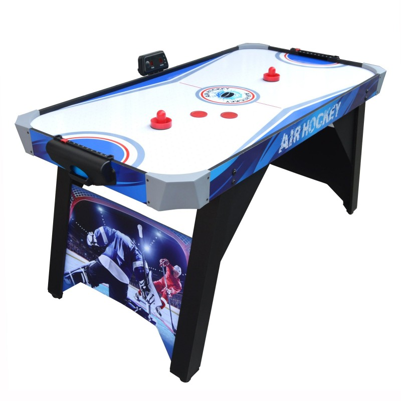 Blue Wave Warrior 5-ft Air Hockey Table (NG1160)