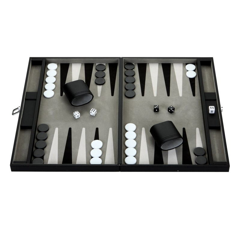Blue Wave Premium Backgammon Set (NG2120)