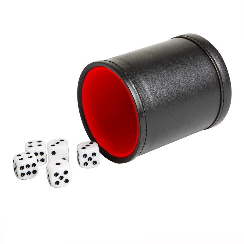 Blue Wave Modifier Dice Cup w/ 5 Dice (NG2131)
