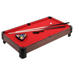 Blue Wave Striker 40-in Table Top Pool Table - Melamine Cabinet Finish (NG4012TR)