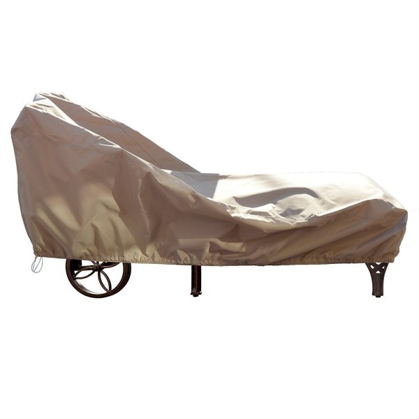 Blue Wave All Weather Cover Single Chaise Lounge Cover