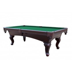 Monterey 8' Slate Pool Table With Green Felt (NG2585GR)