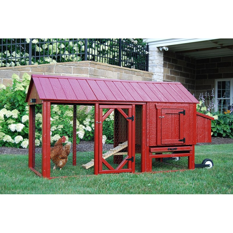 Little Cottage Company Atlanta Coop Panelized Kit (Atlanta CCoop-WPNK)