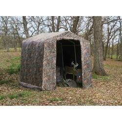 ShelterLogic 8x8 Peak Camouflage Shed-in-a-Box Shed Kit (70198)