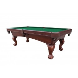 Westport 8' Slate Pool Table With Green Felt (NG2690GR)
