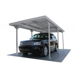 Duramax 9x17 Palladium Car Shelter Kit (10072)