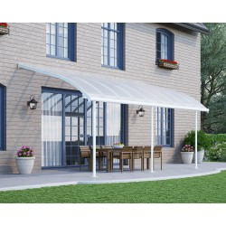 Palram 10x18 Joya Patio Cover Kit - White (HG8918)