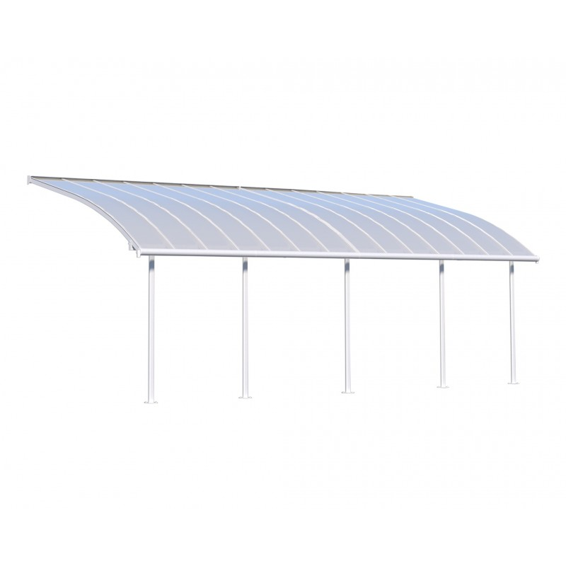 Palram 10x28 Joya Patio Cover Kit - White (HG8928)