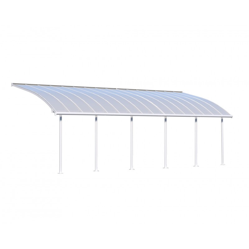Palram 10x30 Joya Patio Cover Kit - White (HG8930)