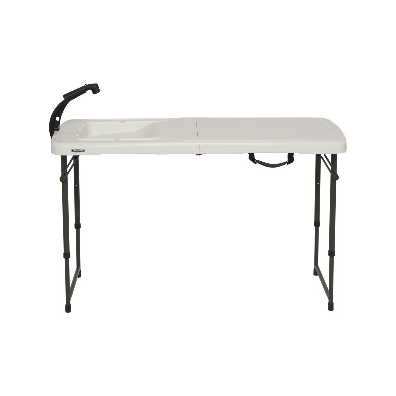 Lifetime 4 ft. Fish Cleaning Camping Table  (280560)