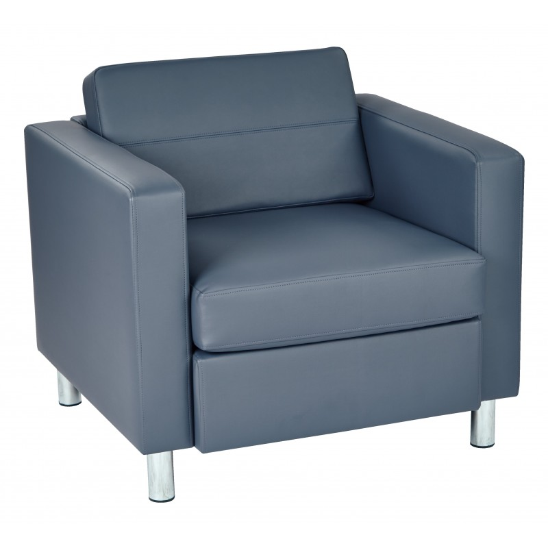 OSP Designs Pacific Armchair - Blue (PAC51-R105)