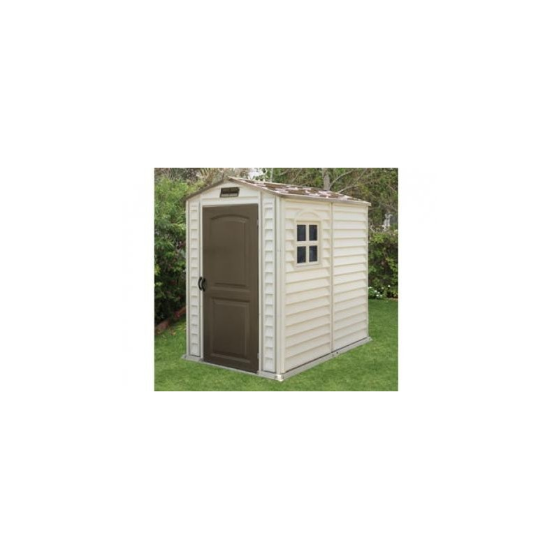 Lifetime 8x5 storage shed kit with window 6406 for Garden shed 8x5