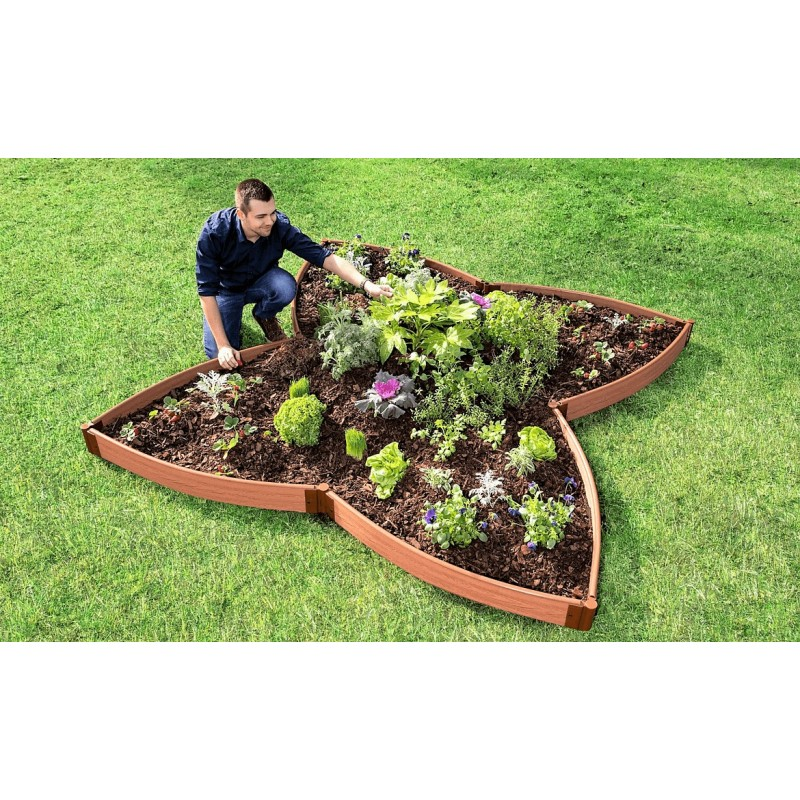 Frame It All Composite Butterfly Pollinator Garden (1 inch profile) [300001506]