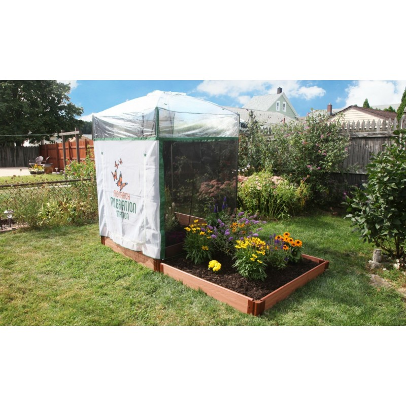 Frame It All Pro Butterfly Pollinator - 4ft. X 8ft. Rectangle (1 Inch Profile[300001502]