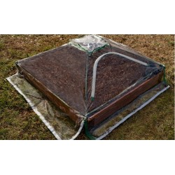 Frame It All Backyard Butterfly Nursery - 4x4 Square 1in. (300001501)