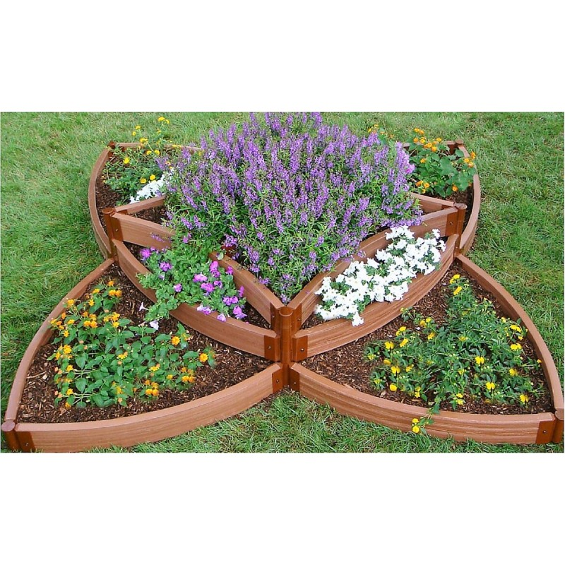 Frame It All Raised Garden Versailles Sunburst 2in (300001198)