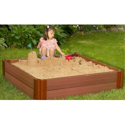 Frame It All Hexagon Sandbox Kit 2in. 7x8 2 Level (300001232)