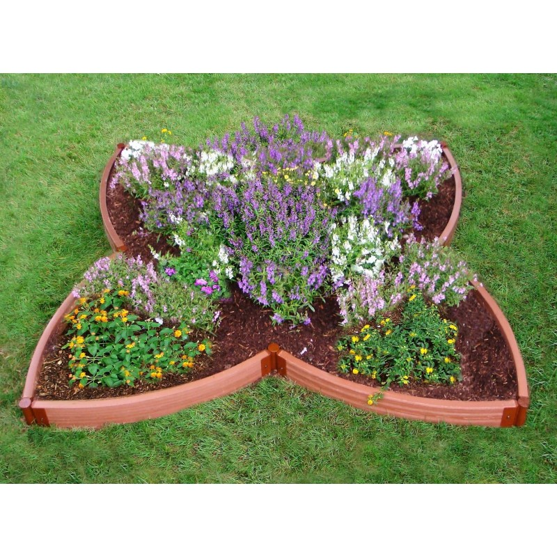 Frame It All Monarch Migration Station Butterfly Pollinator Garden 2 in 1 Level (300001418)