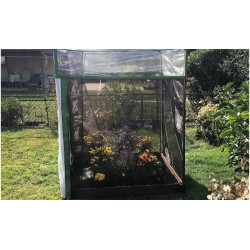 Frame It All Monarch Migration Station Pro Butterfly Nursery 1in 4x4 1 Level (300001500)