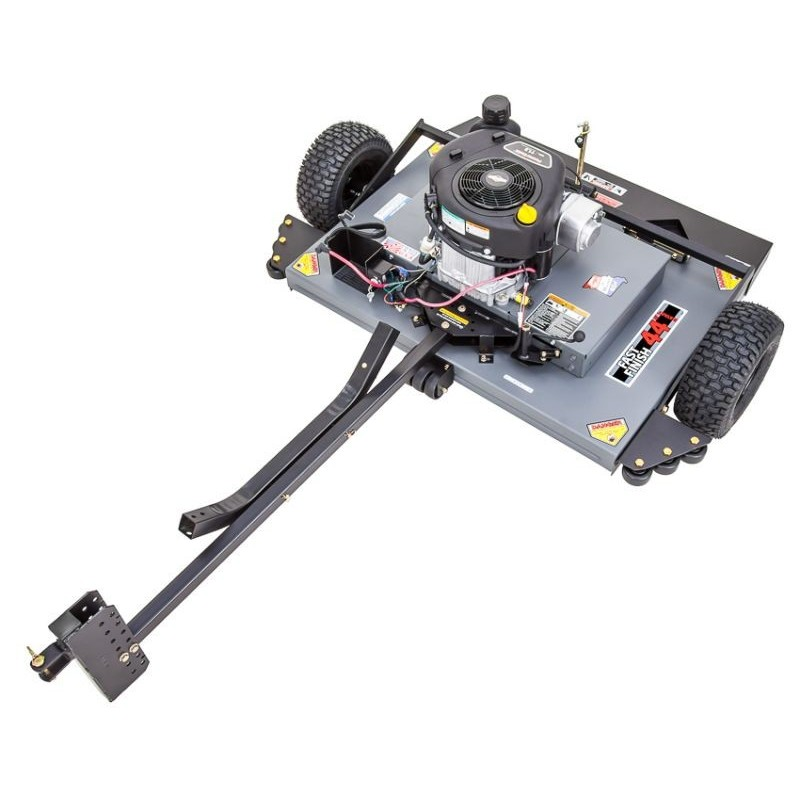 "44"" Fast Finish 11.5 HP 12V Finish Cut Trail Mower(FCE11544BS)"