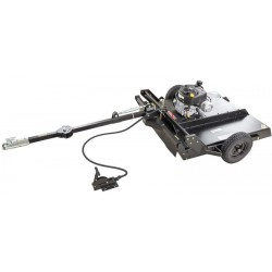 """Swisher Country Cut 44"""" 11.5HP Rough Cut Trailcutter(RC11544BS)"""