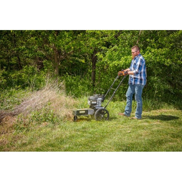 Swisher Easy Glide 22 4 4 Hp Honda Self Propelled String Trimmer