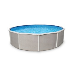 Belize 12x52 Steel Pool Round - NB2520