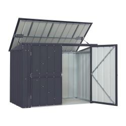Globel 5x3 Bin Storage Locker - Anthracite Gray (GL3000)