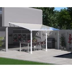 Palram Olympia 10x18 Patio Cover - White (HG8818W)