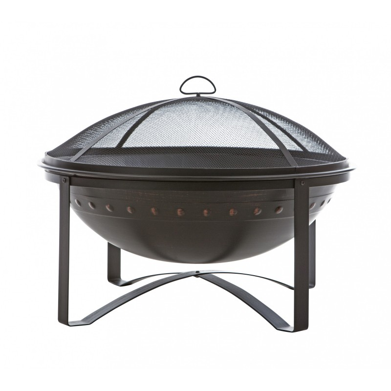 Fire Sense Highland Wood Burning Fire Pit (62332)