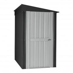 Globel 4x6 Lean-To Metal Storage Shed Kit (GL4000)