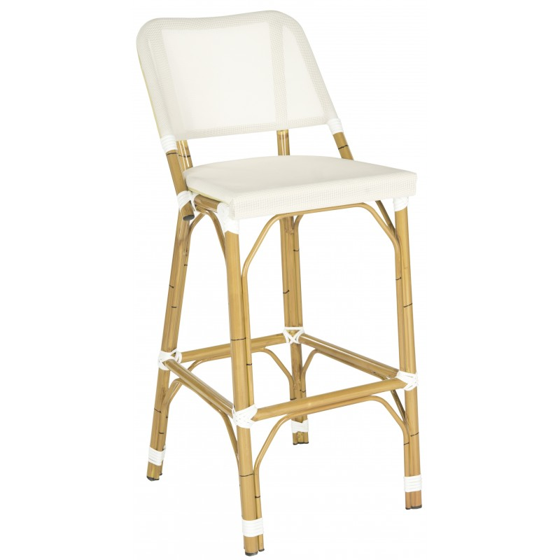DELTANA INDOOR-OUTDOOR STACKING BAR STOOL