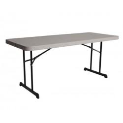 Lifetime 6 Ft Professional Grade Folding Table