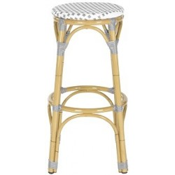 KIPNUK INDOOR-OUTDOOR STACKING BAR STOOL